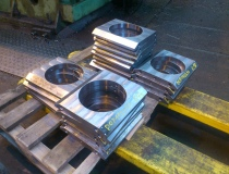 Bearing housing - complete production