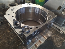 Bearing housing - machining